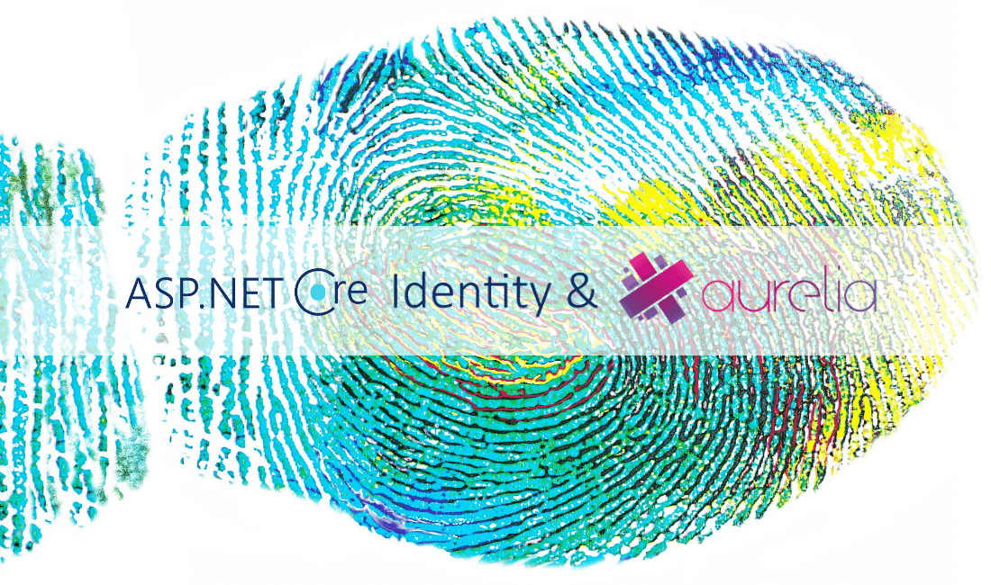 ASP.NET Core Identity and Aurelia