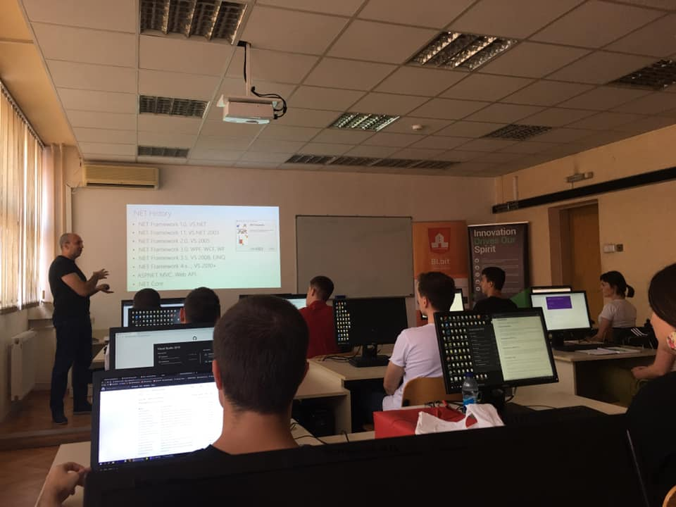 ASP.NET Core 3.0 Workshop, Banja Luka